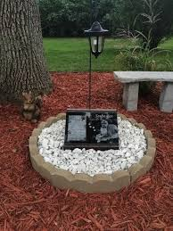 pet memorial garden stones pet memorial planters faithful friends pet memorials