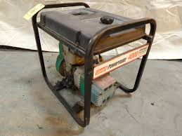 coleman powermate 4000 extended run generator briggs and stratton