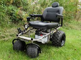 nomad off road car outdoor extreme mobility powered wheelchair a new definition