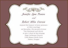 wedding invitation wording ideas formal attire wedding invitation wording amulette jewelry