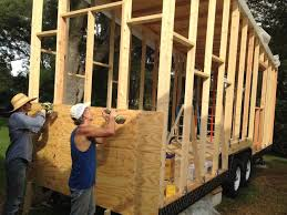 tampa attorney builds tiny house with son to promote quality