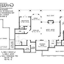 Rectangular House Floor Plans Modern Rectangular Floor Plans Koshti