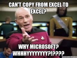 What Is A Meme Exle - excel sucks
