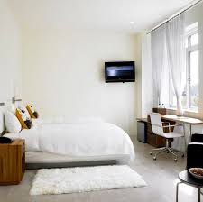 modern chic boutique hospitality interior design of nu hotel