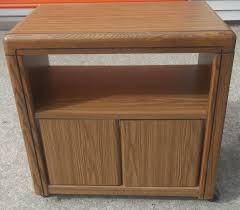 furniture microwave carts with floating shelves and glass window