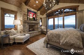 gorgeous master bedroom featured in the park city area showcase of