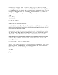 7 how to write a reference letter for scholarship receipts template