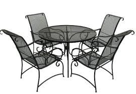 Wrought Iron Patio Chair Mesmerizing Pendant For Wrought Iron Patio Furniture Lowes Patio