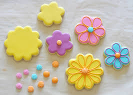 summer flower decorated cookies u2013 glorious treats