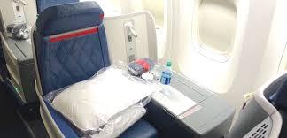 Delta 777 Economy Comfort Review Delta 767 400er Business Class Atlanta To Lima