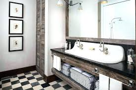 distressed wood bathroom cabinet reclaimed wood bathroom vanity large size of bathrooms vanity