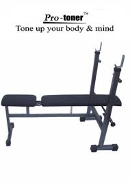 buy protoner weight lifting bench incline decline flat adjustable