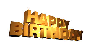 happy birthday png images transparent free pngmart