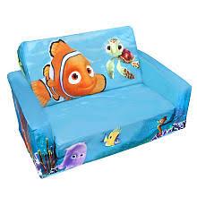 Flip Open Sofa by Flip Open Sofa W Slumber Nemo Finding Nemo Nursery Inspiration