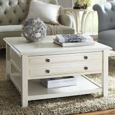 coffee table mobital kube square coffee table in white marble top