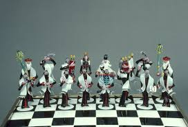 Contemporary Chess Set Collection Search Corning Museum Of Glass