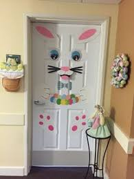 Easter Egg Door Decorations by From