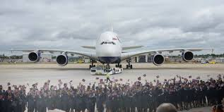which airlines will fly their airbus a380s in to india vishal
