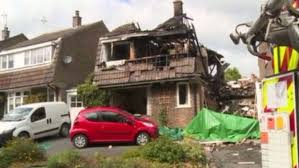 inquest into death of couple who died in house explosion central