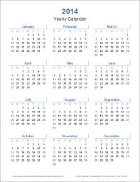 mini calendar template yearly calendar template for 2016 and beyond