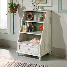 White Shabby Chic Bookcase Cute Trendy And Affordable Shabby Chic Home Decorations
