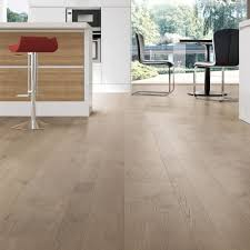 B Q Bathroom Laminate Flooring Coda Light Cream Oak Oak Effect Laminate Flooring 1 87 M Pack