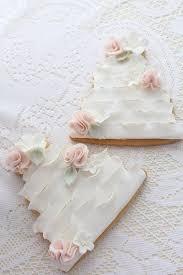wedding cake cookies wedding cake cookies photo best 25 decorated wedding cookies ideas