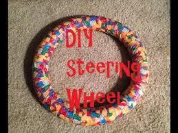diy steering wheel thelyndsimae youtube