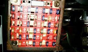 2004 mustang fuse box 2004 mustang gt broken cruise broken radio broken