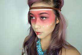 Make Up For Halloween Native American Makeup For Halloween Ideas Pictures Tips