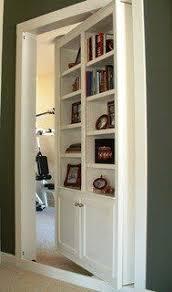How To Make A Secret Bookcase Door 26 Best Hidey Holes Images On Pinterest Doors Hidden Doors And