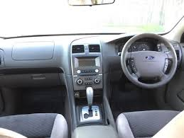 Ford Falcon Xr6 Interior Ford Falcon Ba Xr6 Leather Interior New And Used Cars Vans
