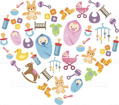 cute happy halloween clip art cute happy babies background stock vector art 470749123 istock