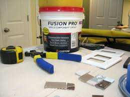 experience with fusion pro grout tiling contractor talk