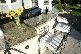 outdoor kitchen countertop ideas this is outdoor kitchen countertops materials muruga me