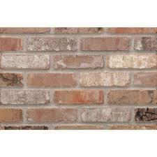 Green Brick Backsplash Tiles Transitional Decorative Accents Tile The Home Depot