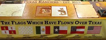 Texas Under Spain Flag Travel With Whippets Texas Rangers Waco Texas