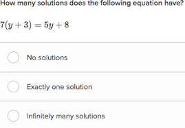 creating an equation with infinitely many solutions video khan
