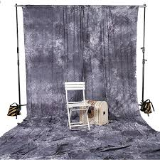 buy 10x20 gray backdrop muslin photo background photography grey