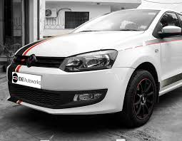 volkswagen polo modified in kerala ide autoworks