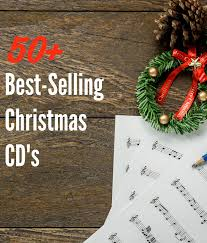 christmas cds 50 best selling christmas cd s on thrifty nw