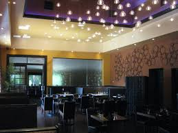 Hanging Led Lights by Luchento U0027s Ristorante