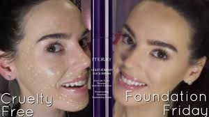 by terry light expert perfecting foundation brush foundation friday by terry light expert click stick youtube