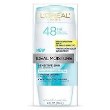 light moisturizer for sensitive skin ideal moisture sensitive skin day lotion spf 25 oil free skincare by