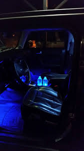 Led Strip Lights For Car Interior by The Blue Led And Ledglow Interior Lighting I Installed We U0027re Not