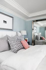 Master Bedroom Suite Furniture Soft Blue Wall Decorating And White Bedding Furniture Sets In