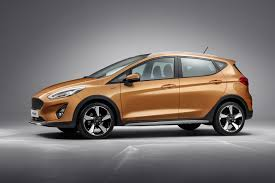 2017 ford fiesta review