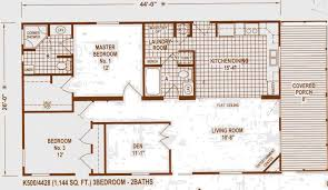 Mobile Home Floor Plans Single Wide Bedroom Bath House Plans Family Home Plans Home Plans Modular Home