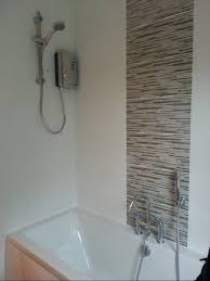feature tiles in bathroom home design