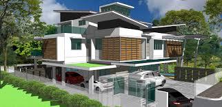 bungalow design malaysia bungalow santa monica